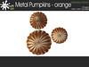 mudhoney metal pumpkins orange