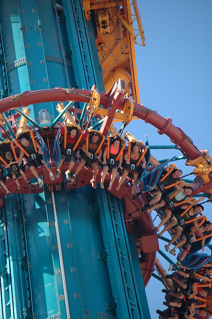 Weekly top 10 the world 39 s best drop rides - Busch gardens rides height requirements ...