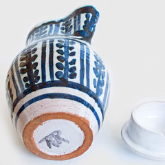 Rachel Roxburgh. Coffee pot. Base