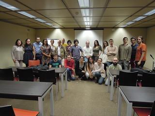 Taller Periodismo de Datos PCD-UNIA (sesión presencial)