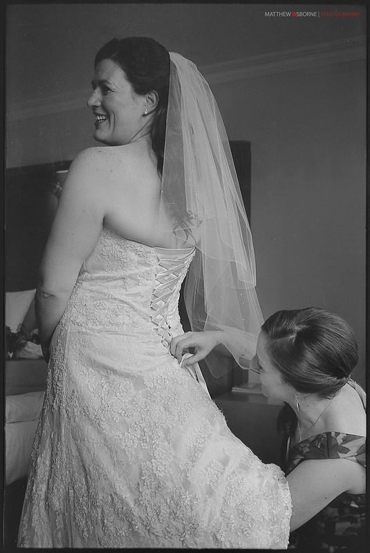 Leica M2 Film Wedding