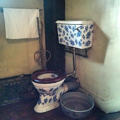 Sherlock's bog. Apparently.
