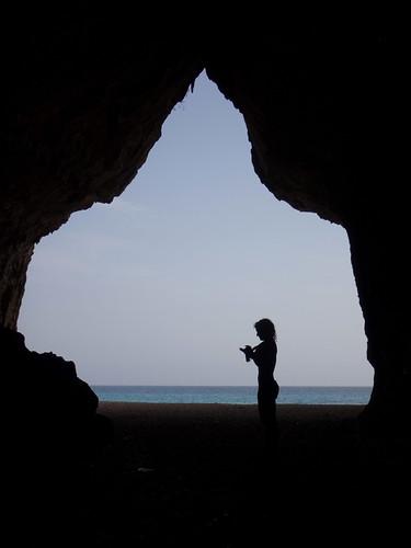 grotta 1 à 8 di cala luna