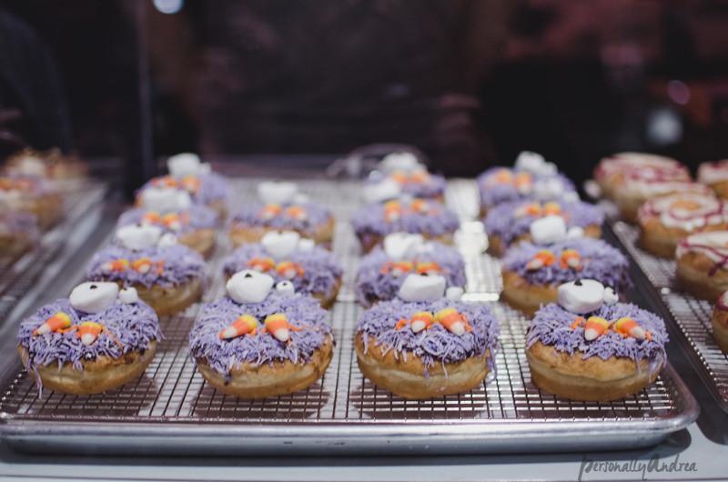 Delicious Food Show 2014 | VON Doughnuts | personallyandrea.com