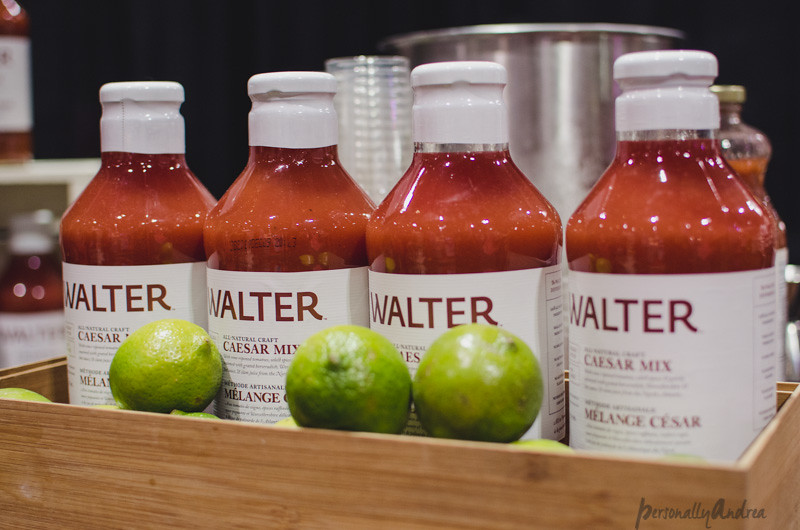 Delicious Food Show 2014 | Walters Caesar Mix | personallyandrea.com