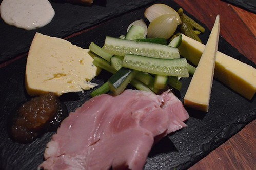 Ploughman's supper