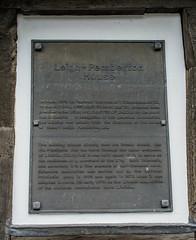 Photo of Black plaque № 32940
