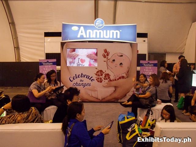 Anmum Exhibit Stand