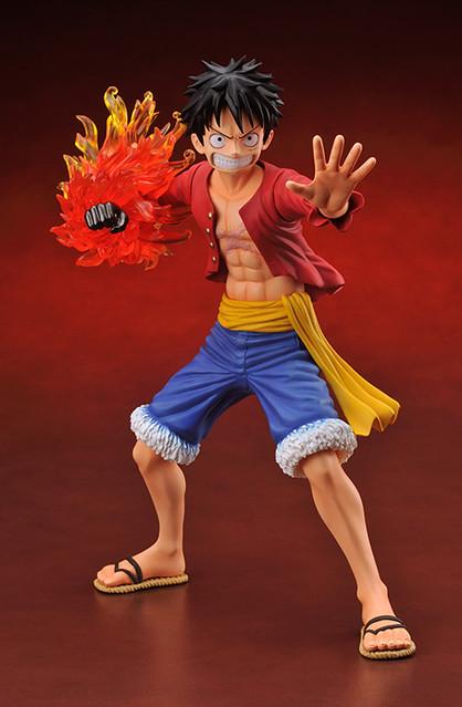 [X-Plus] Gigantic Series | One Piece - Luffy 1/4 15590316621_a9ea00b61e_z