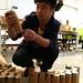Une visite chez notre fabricant de bouteille en bambou