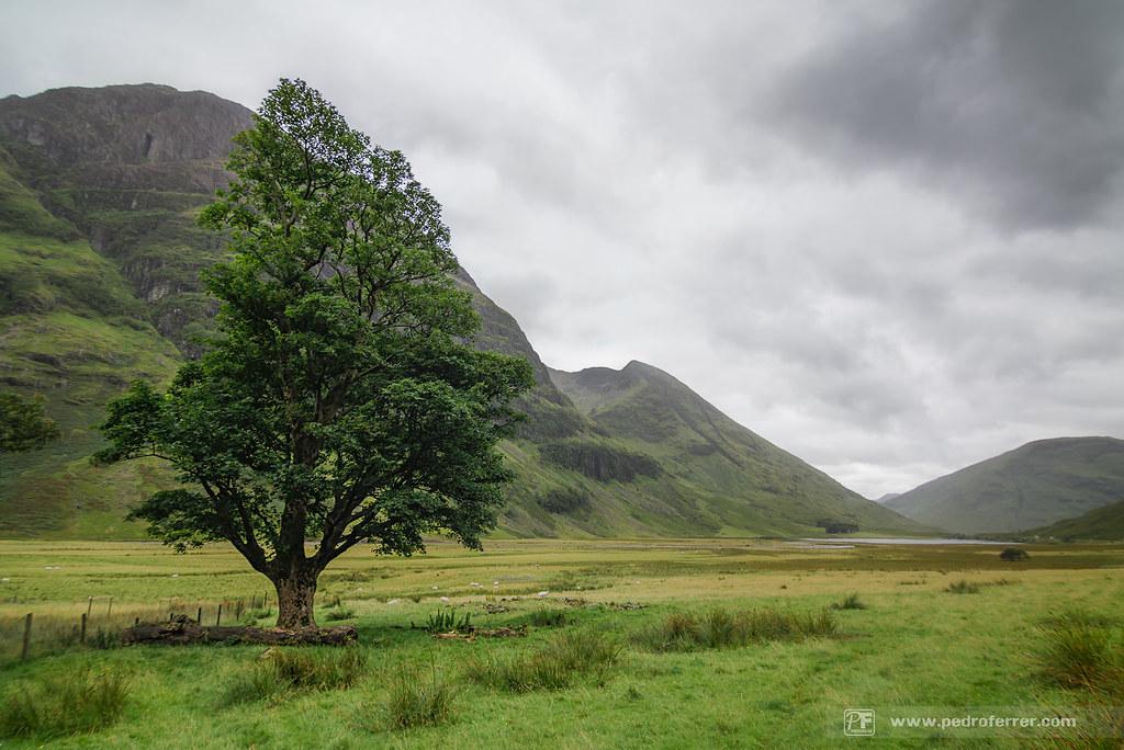 Glencoe - Escocia