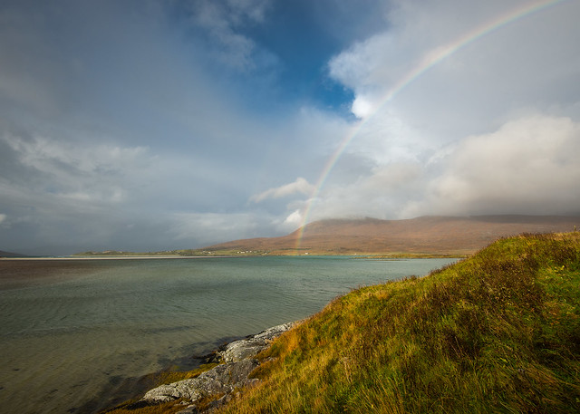Luskentyre Rainbow