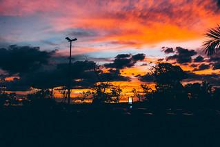 44/100 - Sunset