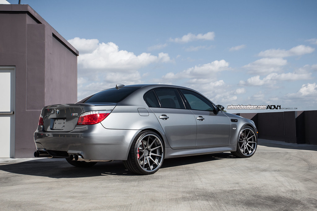 bmw m5 e60 on adv10 deep concave 39 s ferrari life. Black Bedroom Furniture Sets. Home Design Ideas