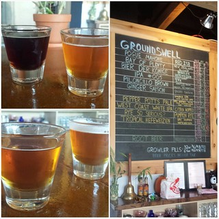 Groundswell Brewing
