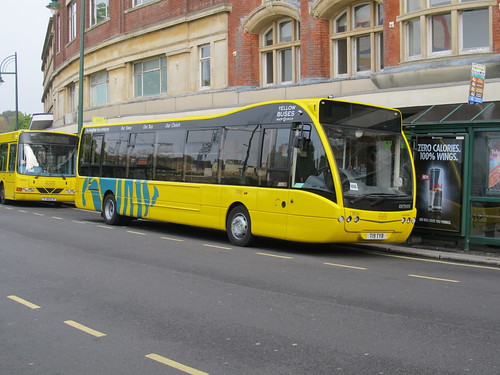 VC19 T19TYB Yellow Buses