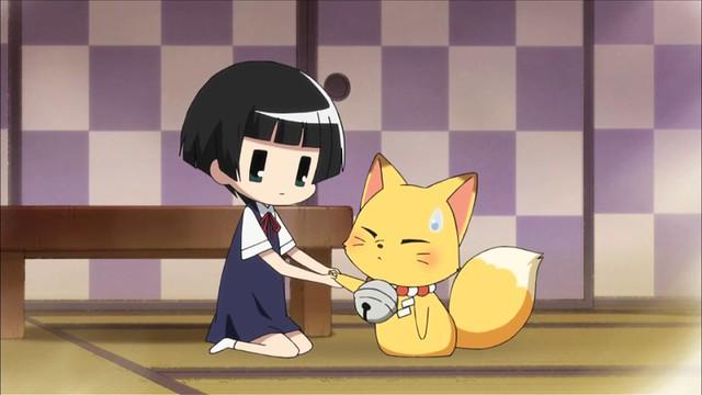Gugure Kokkuri-san ep 2 - image 07