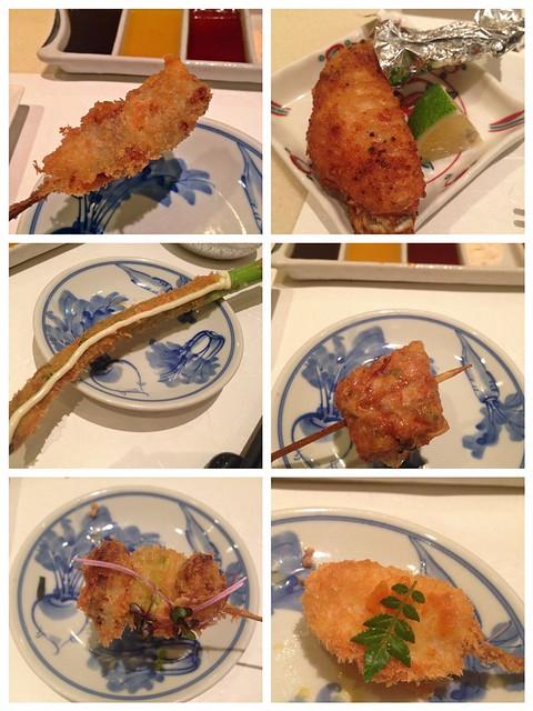 串揚げ Ginza