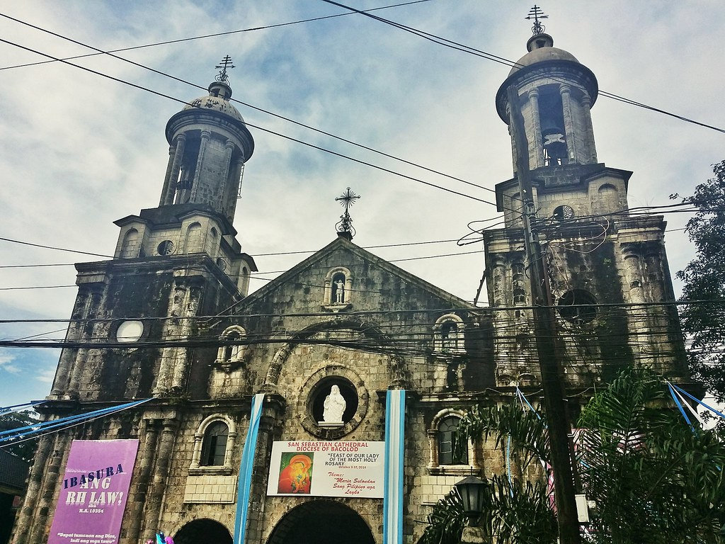 Bacolod-church