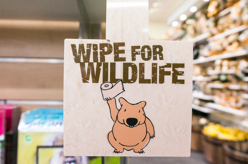 Wipe for Wildlife