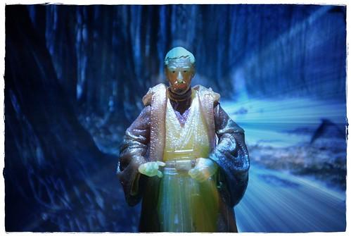 Jedi spirit Obi Wan Kenobi