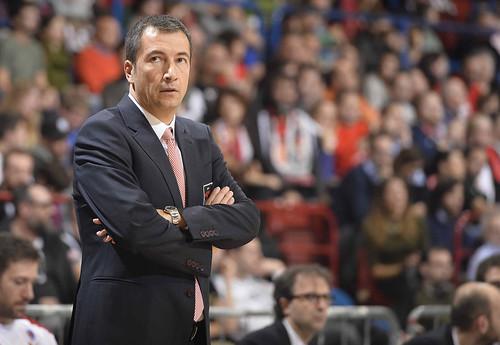 """Coach Banchi: """"In casa, Roma è molto temibile"""""""