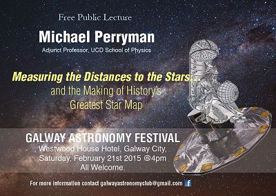 Galway Astronomy Festival 2015