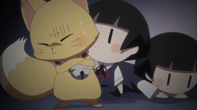 Gugure Kokkuri-san ep 6 - image 33