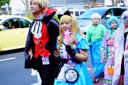 Kawasaki Halloween parade 2014 57