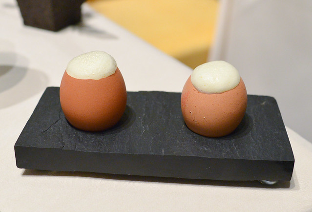 jasmine eggnog