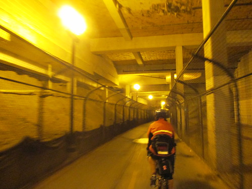 A tunnel in Bethesda
