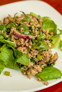 Larb Gai - Chicken Salad
