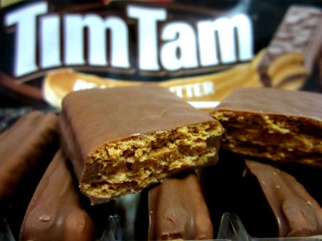 Tim Tam - peanut butter