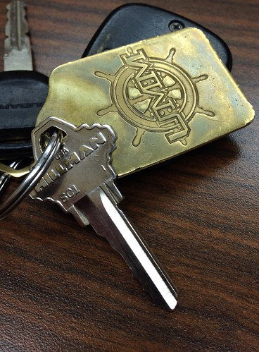 My new key!