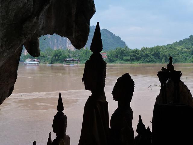 Cuevas de Pak Ou (Luang Prabang, Laos)