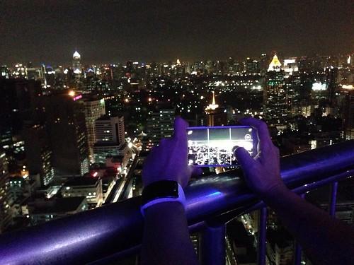 ถ่ายภาพด้วย Galaxy Note 4 ยามค่ำ