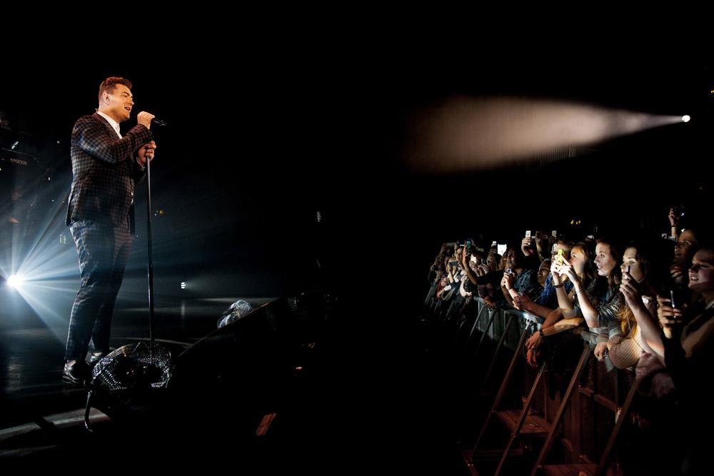 Sam Smith @ Hammersmith, London 07/11/14