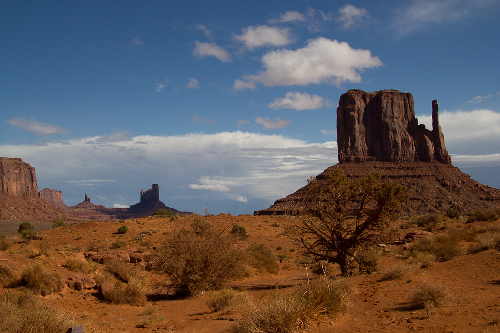 Right Mitten - Monument Valley
