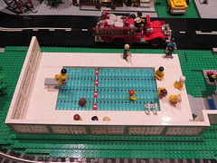 Weisman Lego Display - 11
