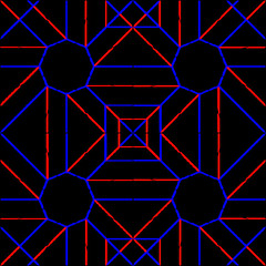 4 Octagon Tessellation Base CP