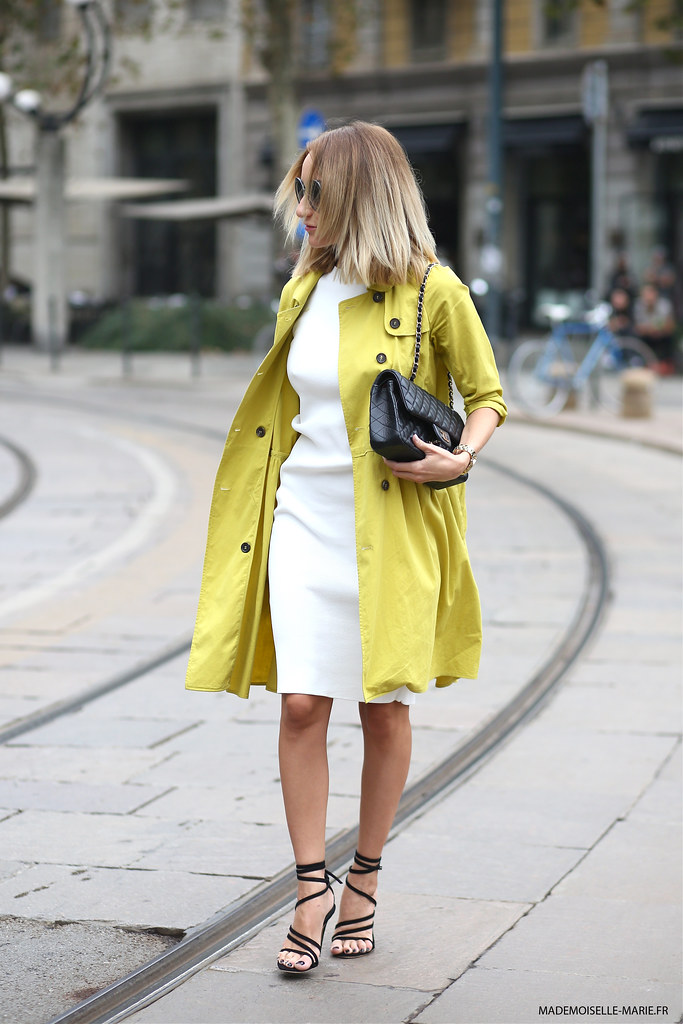 Silvia Postolatiev at Milan fashion week