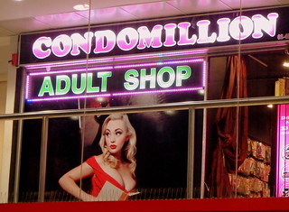 Adult shop , Orchard Towers, Singapore | by Blemished Paradise