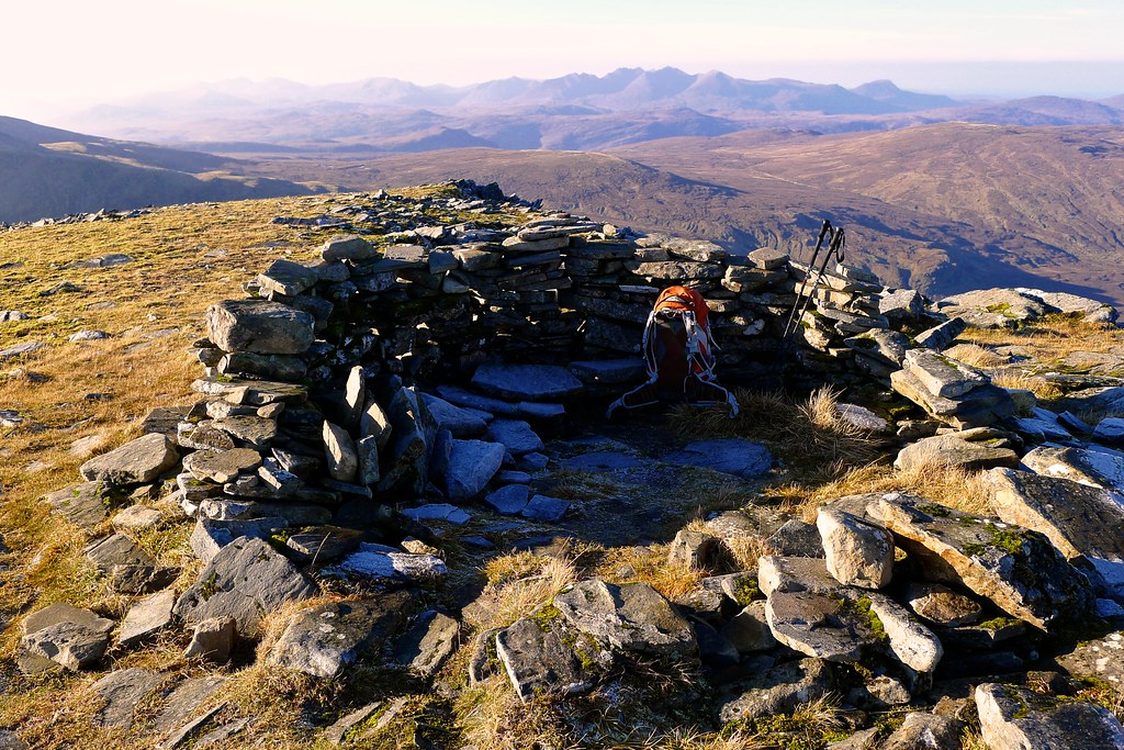 Summit of Seana Bhraigh