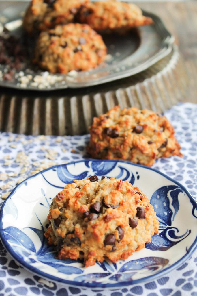 Cookies avoine recette