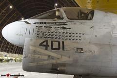 158819 AC-402 - E-308 - LTV A-7E Corsair II - Tillamook Air Museum - Tillamook, Oregon - 131025 - Steven Gray - IMG_7994