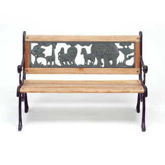 Jungle bench
