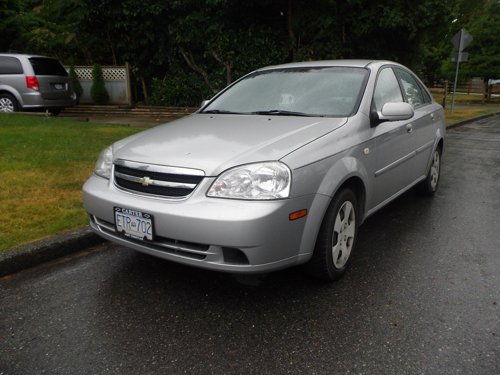 04 05 Chevrolet Optra Ls Re Badged Daewoo Lacetti It S