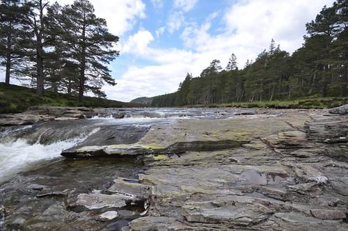 River Dee at Linn of Dee