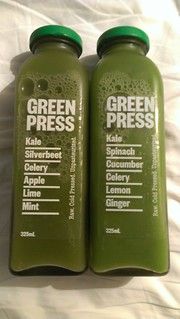 Green Juice from Green Press