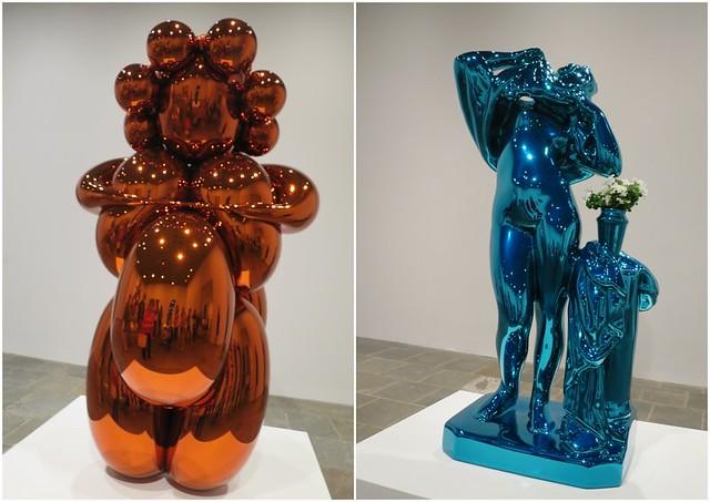 Jeff Koons - A retrospective